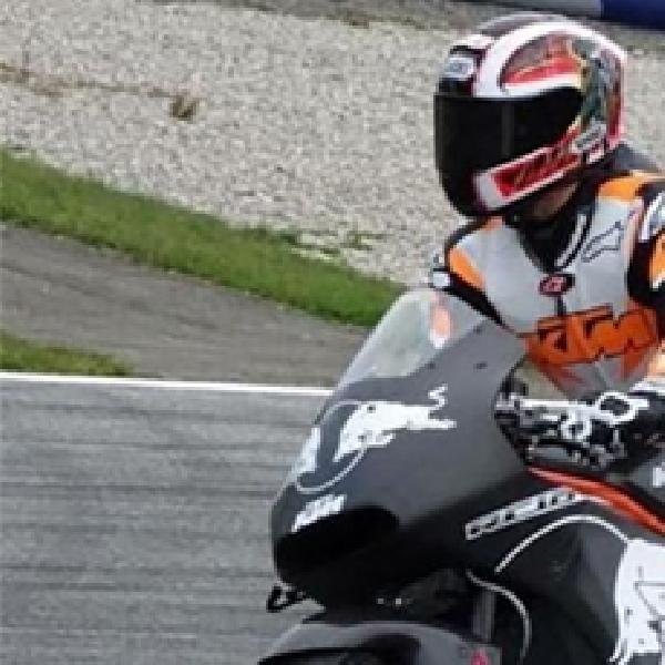 MotoGP: KTM Mendebut di Austria