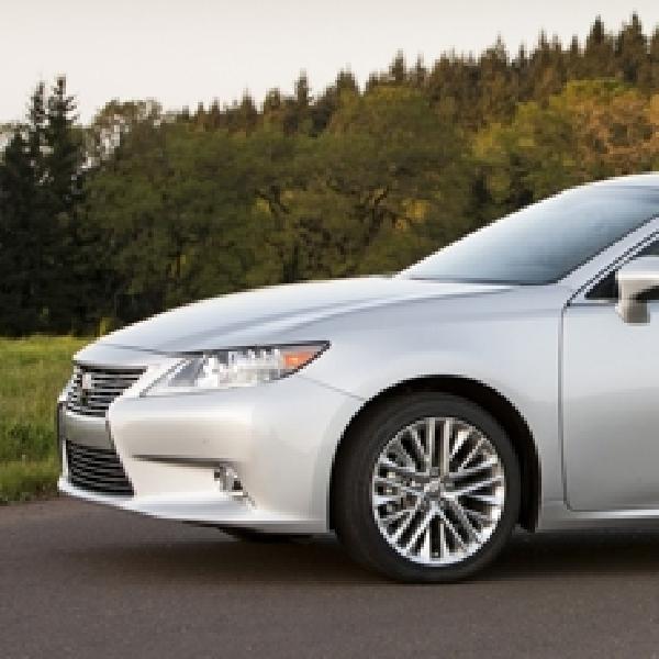 Toyota Tarik 31 Ribu Produk Karena Masalah Pengereman
