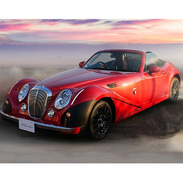 Mitsuoka Himiko Generasi II, Sosok Mazda MX-5 Roadster Versi Cartoon Look