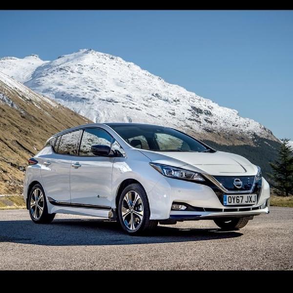 """Nissan Perkenalkan Leaf """"Tanpa Atap"""""""