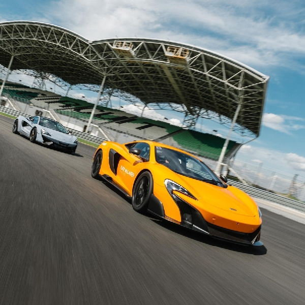 Pure McLaren Performance Academy - Menjadi Pebalap Bersama McLaren