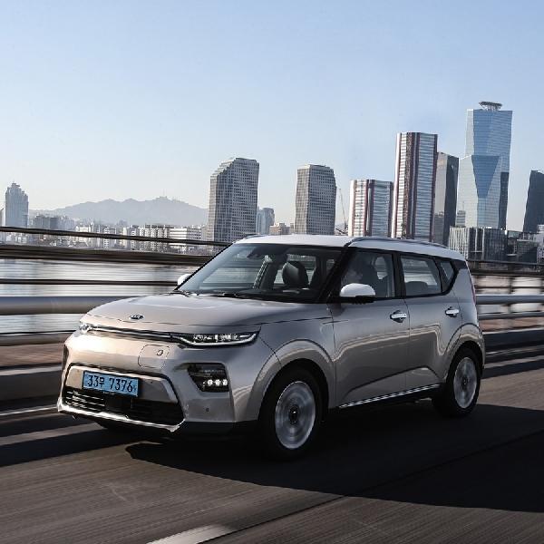 Kia Batal Jual Mobil Listrik Tahun 2020