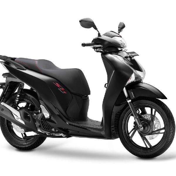 Honda SH150i Tampil Dengan Warna Baru
