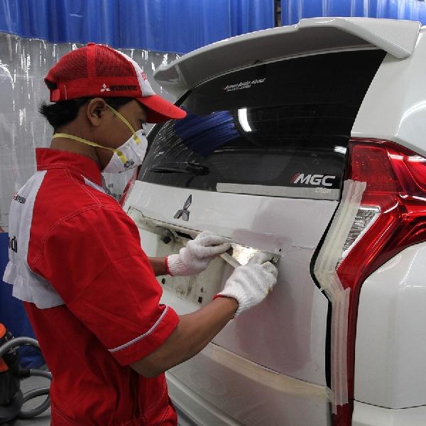Mitsubishi Jaga Kualitas Layanan Terbaik Dengan Kompetisi SDM