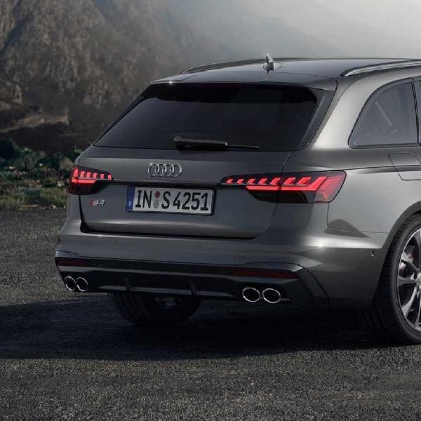 Audi A4 Generasi Berikutnya Menampilkan Berbagai Model Powertrains