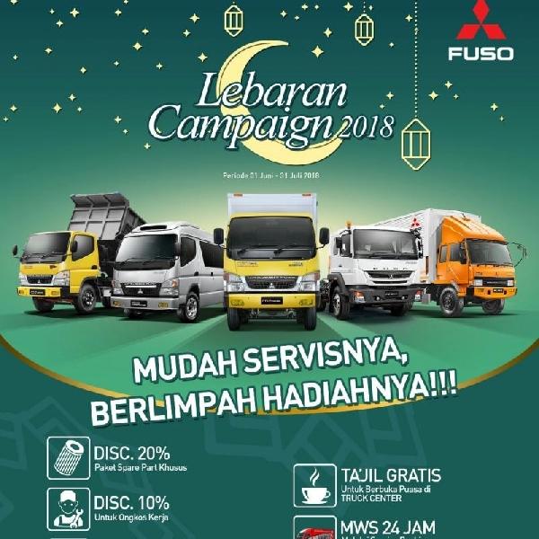 Mudik Lebaran, Mitsubishi Suguhkan Lebaran Care Campaign 2018