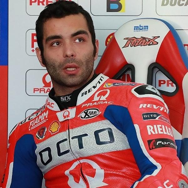Petrucci Tidak Sabar Membalap bersama Ducati
