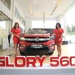 DFSK Glory 560 Resmi Mendarat di Medan