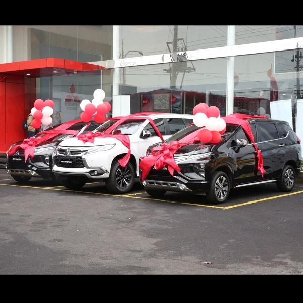 Mitsubishi Dirikan Diler 3S Pertama di Kota Tegal