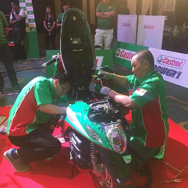 Castrol Asia Pacific Bikes Super Mechanic Contest 2018 Ditutup Meriah