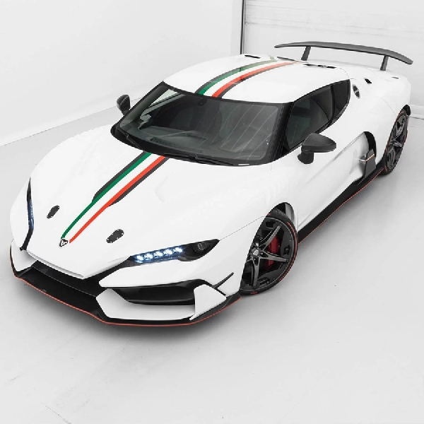 Mobil Limited Edition Ini Akan Dijual Lagi Oleh Pemiliknya. Yuk Intip!