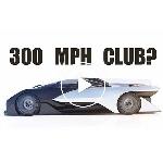 5 Mobil Ini Mampu Pecahkan Kecepatan 300 MPH