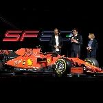 F1: Ferrari Luncurkan SF90 untuk Hadapi Musim Balap 2019
