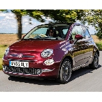 Fiat Tingkatkan Tenaga 500