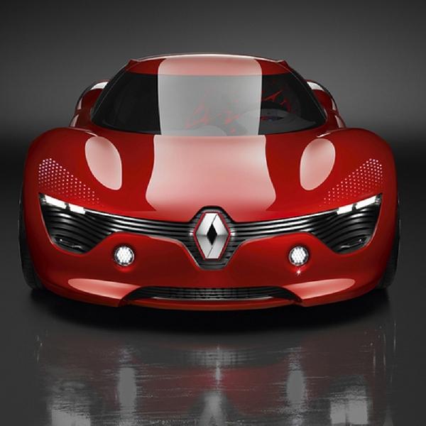 Renault DeZir Electric Coupe Concept Bakal Mejeng di Delhi Auto Expo 2018?