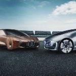 BMW dan Mercy Kerjasama Bikin Mobil Otonom