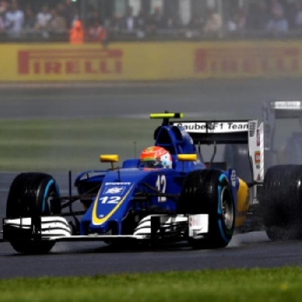 F1: Persiapan Hadapi GP Belgia, Sauber Upgrade Sayap Depan