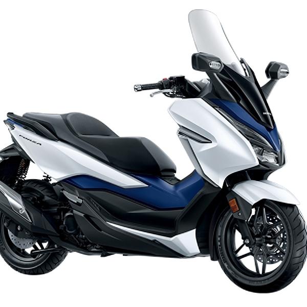 AHM Umumkan Harga Honda Forza