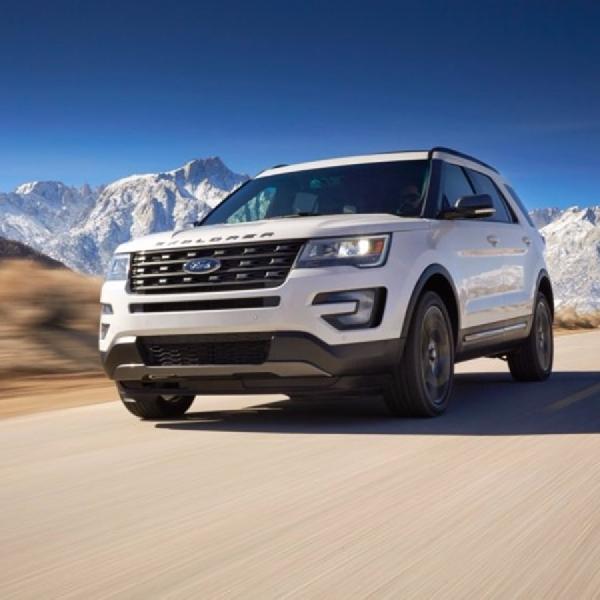 Ford Ingin Produksi Mobil Listrik di Cina