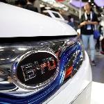 Perusahaan Patungan Toyota dan BYD akan Beroperasi Tahun Ini