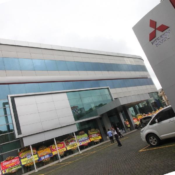 Mitsubishi Dirikan Fasilitas Bodi & Cat Kedua di Jabodetabek