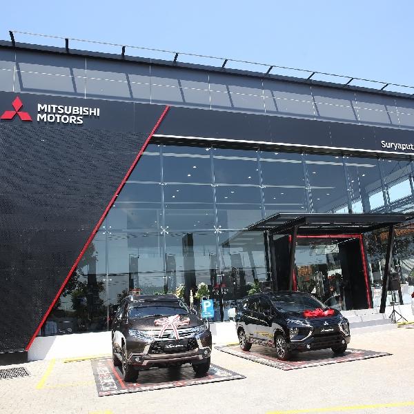 Diler Mitsubishi Motors untuk Passenger Car Kini Hadir di Indramayu