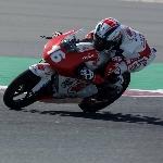 Pebalap Astra Honda Kibarkan Merah Putih di ATC Qatar