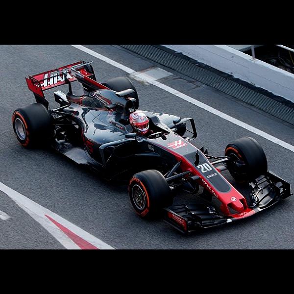 F1: Musim 2017 - Haas Sangat Optmis dengan Mesin Ferrari