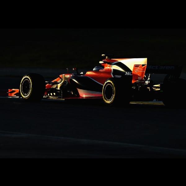 F1: Komitmen Honda Masih Kuat dengan Mclaren