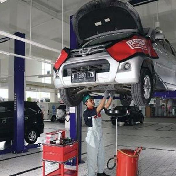 Daihatsu Mobile Service Andalan Servis Mobil di Rumah