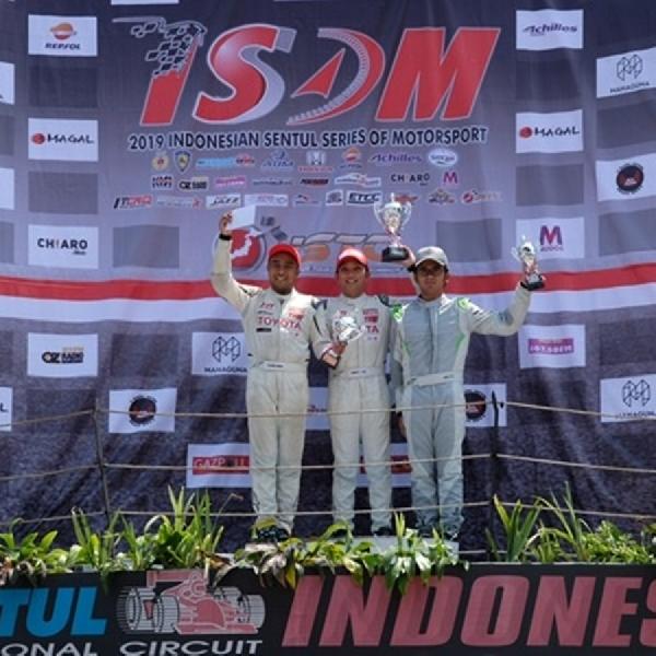 Team Balap Toyota Tampil Maksimal di ITCR Max