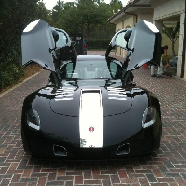 Devon GTX Supercar Langka ini Dijual Rp2,6 miliar