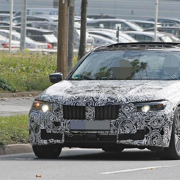 BMW 7 Series Baru Bakal Terasa Lebih Canggih