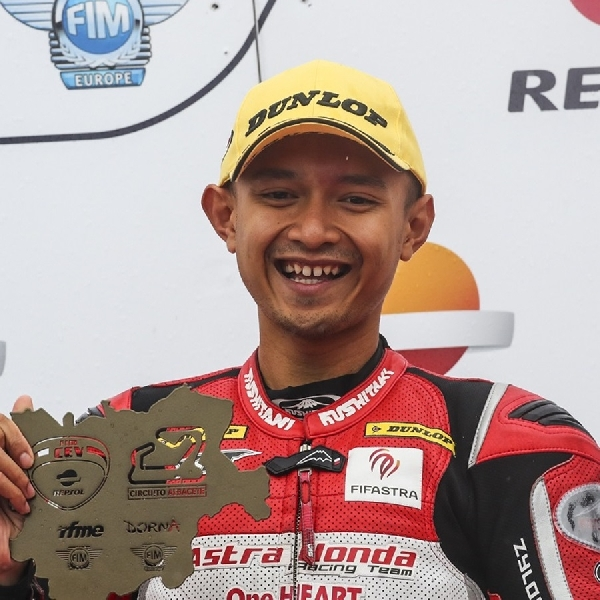 Dimas Ekky Kembali Tampil di GP Moto2 Sepang