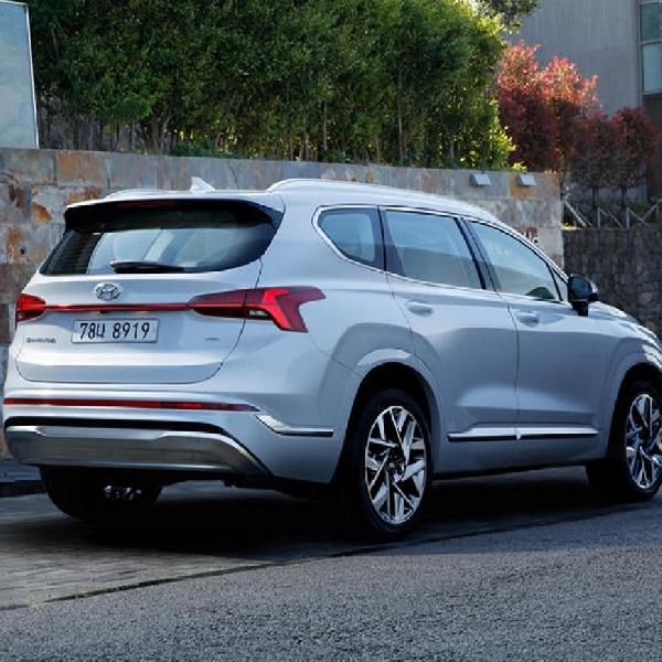 Hyundai Konfirmasikan Spesifikasi Santa Fe 2021