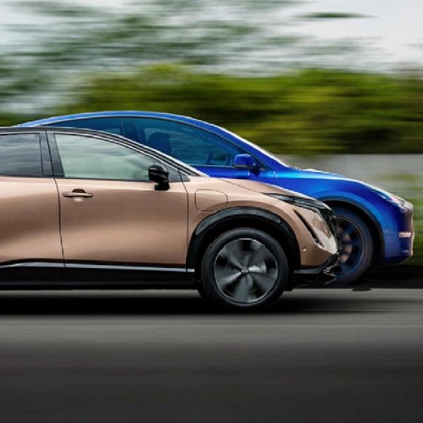 Nissan Ariya Vs Tesla Model Y: Pertempuran Dua Crossover Listrik