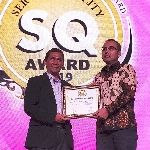 AHM Raih SQ Award 2019