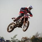 Penampilan Perdana AHRT di Kejurnas Motocross 2019