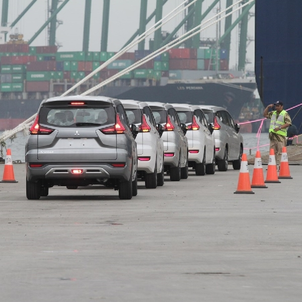TKDN Ekspor Otomotif Indonesia Meningkat