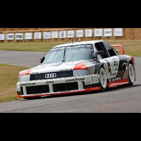 Wujud Penghormatan Audi Berbentuk Clubsport TT