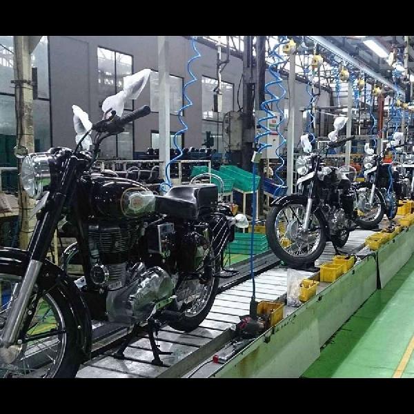 Buka Assembling di Thailand, Royal Enfield  Siap Genjot Produksi Motornya Hingga 950 ribu unit