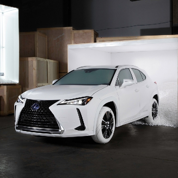 Inilah Hasil Kolaborasi Lexus dan John Elliott