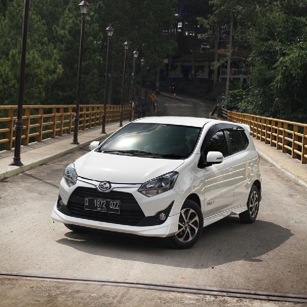 Toyota Cetak Pertumbuhan Pangsa Pasar