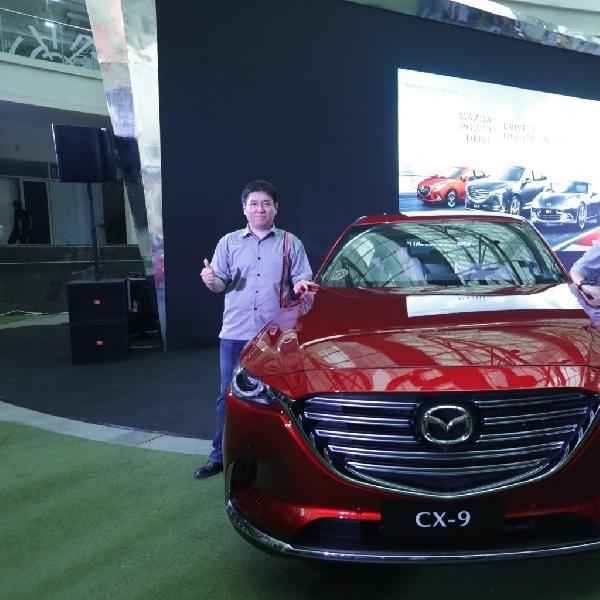 Mazda Lakukan Penyegaran Dua Mobil Sekaligus di Mazda Power Drive