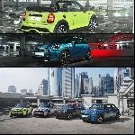 Delapan Varian MINI Cooper Diluncurkan, Dua Diantaranya Cabriolet