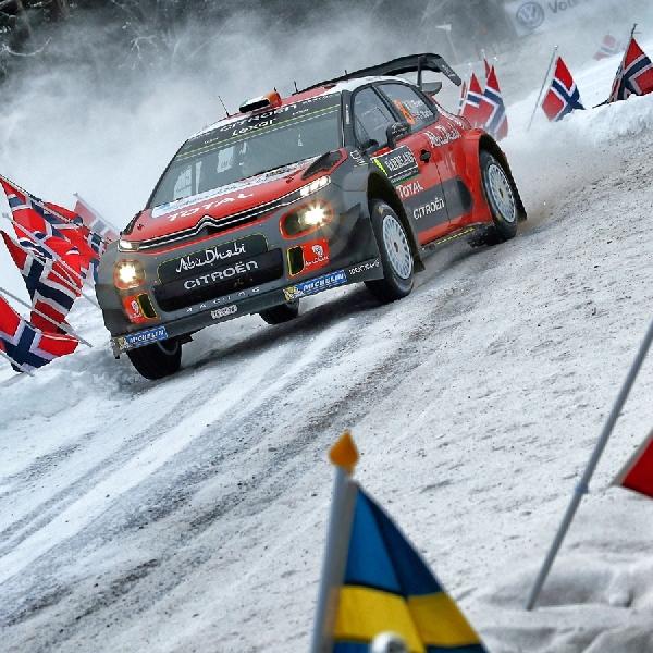WRC: Keseriusan Tim Citroen Racing Menghasilkan Poin Factory