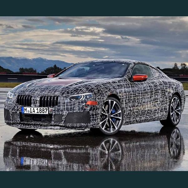 BMW 8 Series Lahir di Pertengahan Tahun Ini