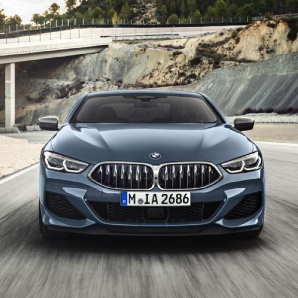 Personalisasi BMW 8 Series Sudah Bisa Dilakukan