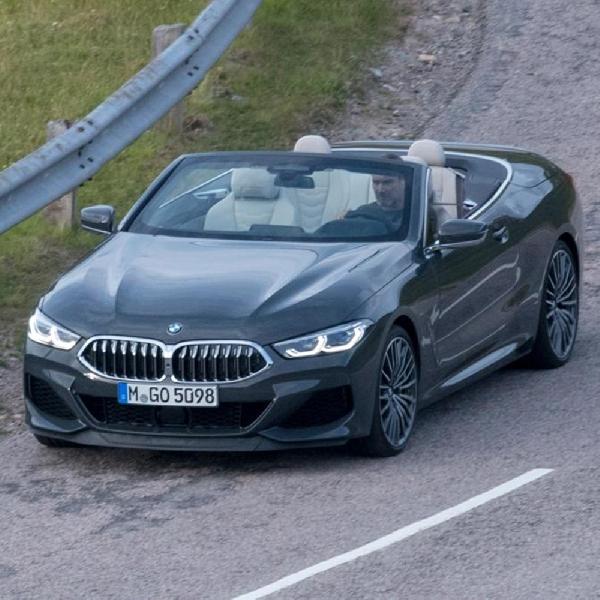 BMW 8 Series Juga Hadir Dalam Versi Convertible