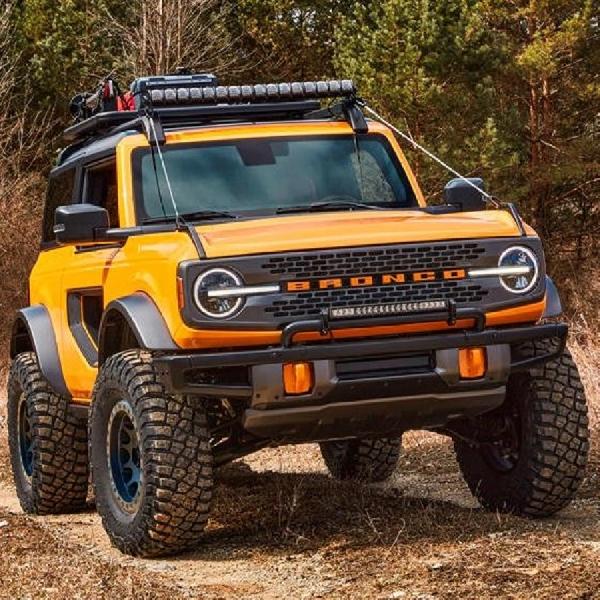 Ford Bronco 2021 Akhirnya Siap Produksi